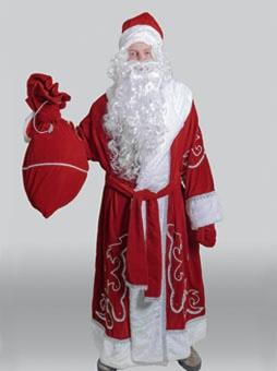 Костюм Деда Мороза Традиционный