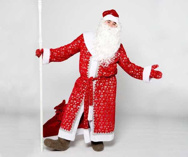 Костюм Деда Мороза Звёздный в Казани