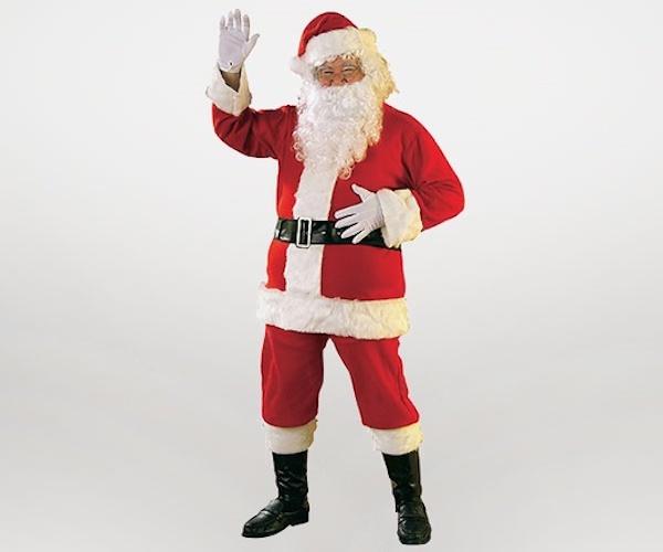 Костюм Санта-Клауса Люкс в Казани