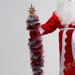 Посохи Деда Мороза в Казани