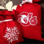 Мешки для подарков в Казани