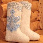 Обувь Деда Мороза в Казани