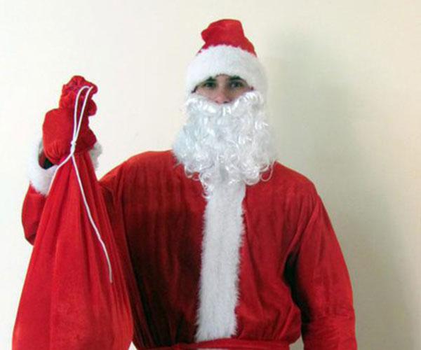 Костюм Деда Мороза Простой в Казани